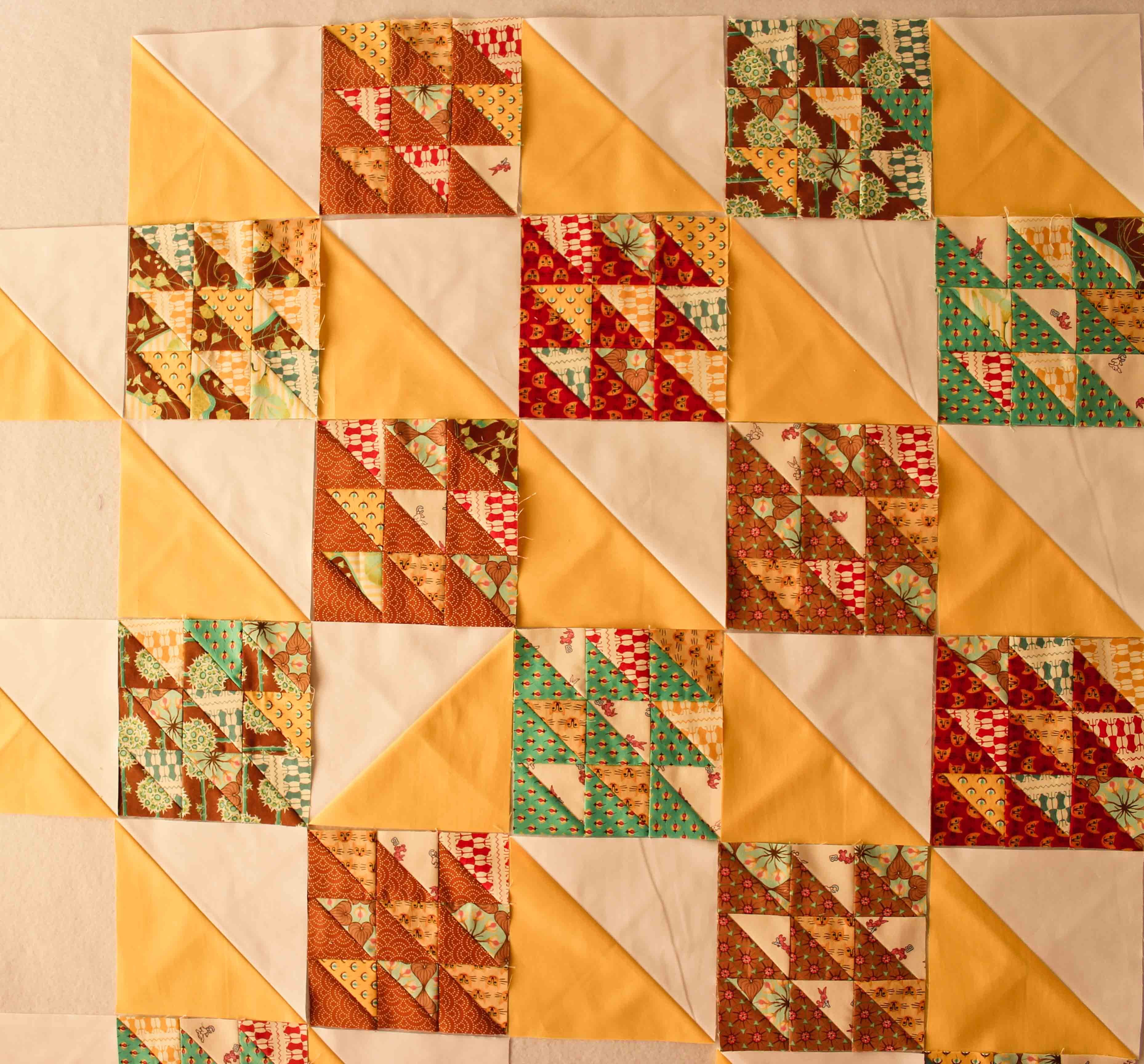Tree everlasting quilt