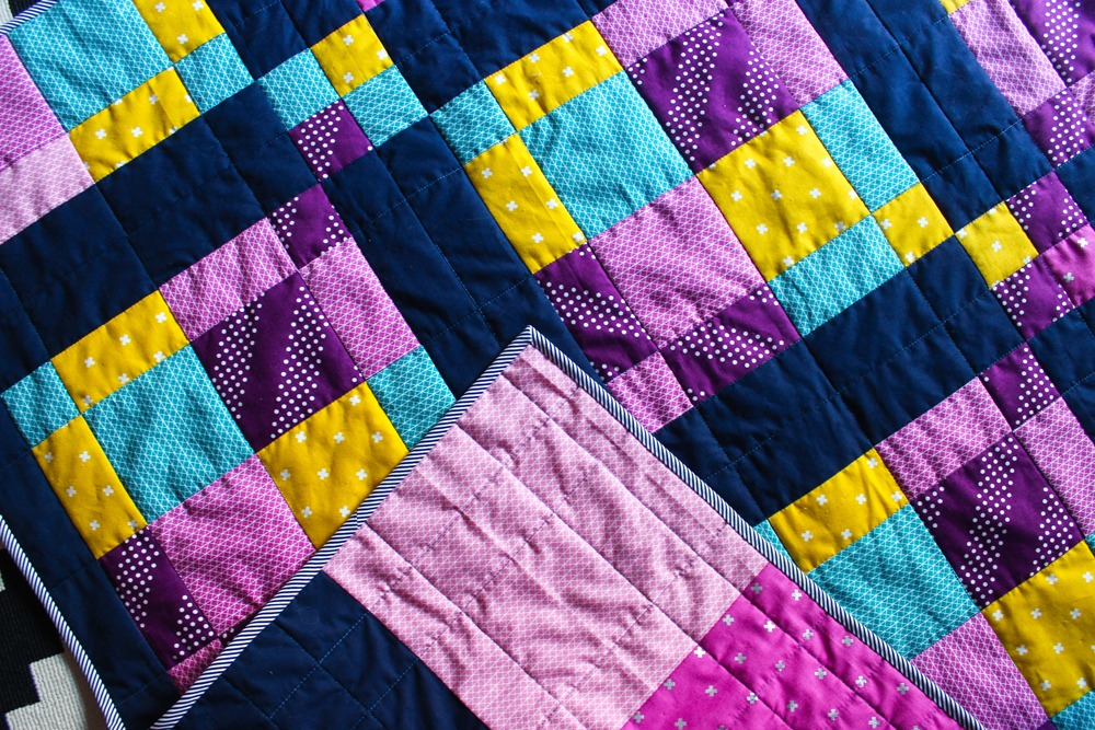 Scot's Plaid Quilt